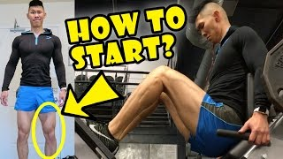 how-to-start-working-out-beginners-gym-routine-life-after-college-ep-526