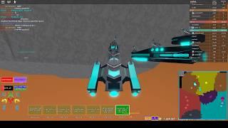 Roblox:Galaxy-BASTION FLEET!