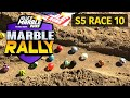 Marble Rally S5 Race 10 - Battling through the sand