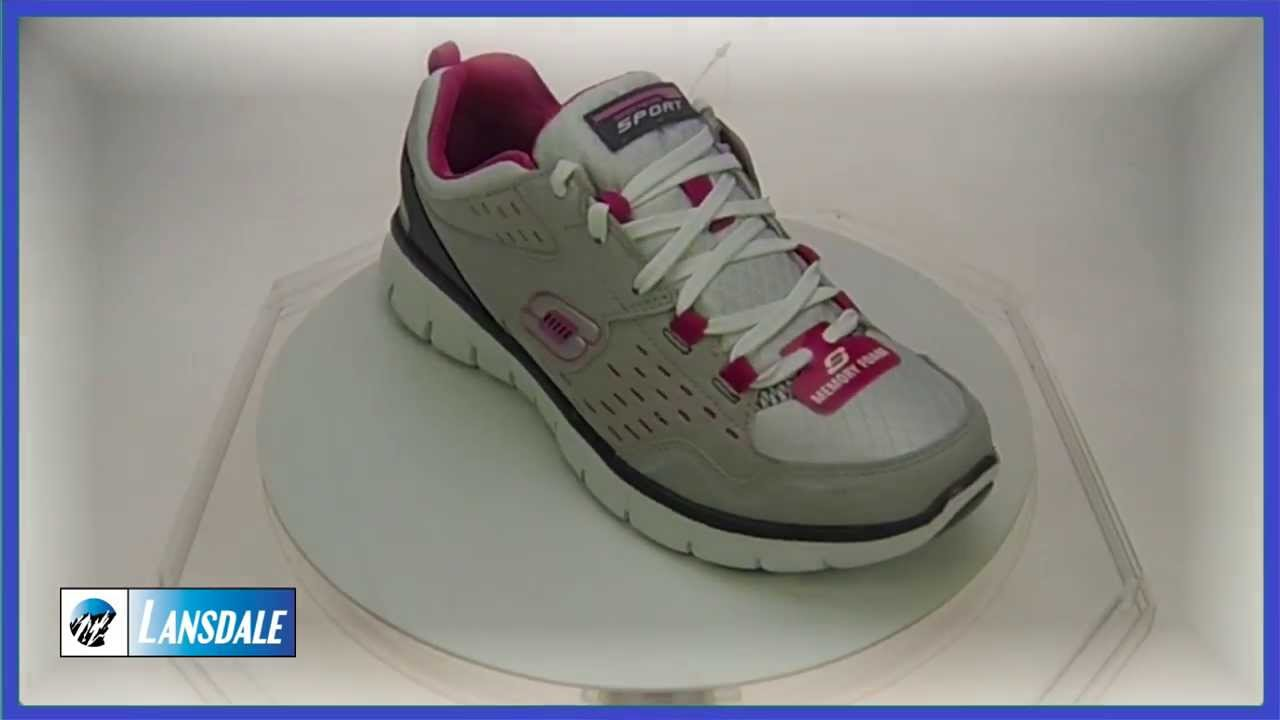 Skechers Synergy A Lister Trainers Ladies