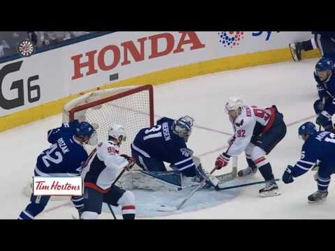 Washington Capitals vs Toronto Maple Leafs - April 17, 2017 | Game Highlights | NHL 2016/17