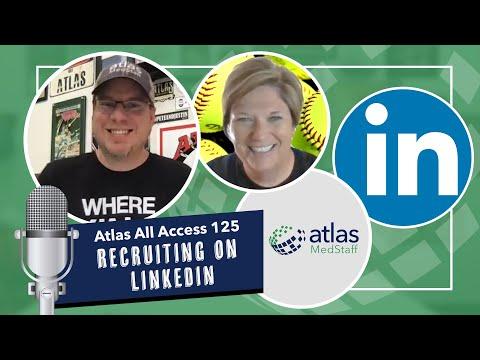 Nurse recruiting on LinkedIn with Travel Nurse Recruiter Jody Pokorny - Atlas All Access 125