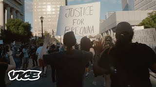 Louisville Erupts in Protest Over the Killing of Breonna Taylor