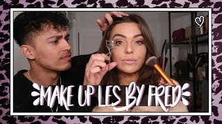 FLEEKY MAKE UP LES VAN FRED DOE MEE TUTORIAL 1 Laura Ponticorvo