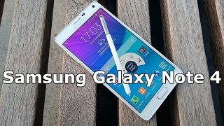 Samsung Galaxy Note 4 Hands on Review [Greek] Thumbnail