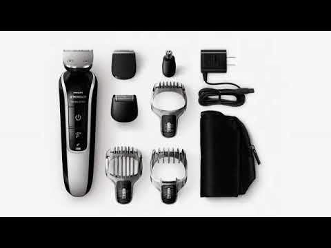 Must See Review! Philips Norelco Multigroom All-In-One Series 3000 ... f06182ba16