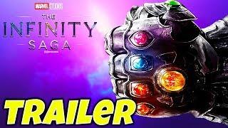 Marvel Official Trailer - Infinity Saga: Complete Box Set