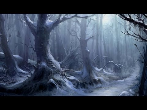 1 hour of dark winter music gothic music youtube