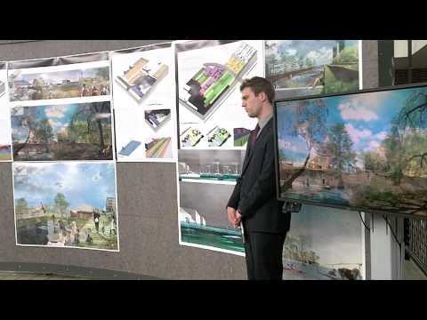 Urban Water Margins Capstone Presentation - Eric P Olsen 2013