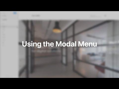 Using The Modal Menu   YOOtheme Documentation (Joomla)