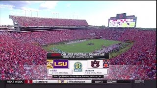 Auburn vs. LSU 2016 (Final Drive)