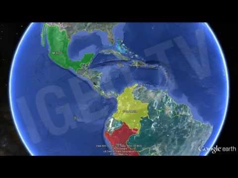 Alianzas Comerciales de América / American Trade Alliances [IGEO.TV]