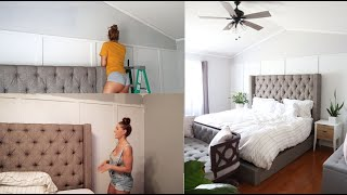 Amazing DIY - Small Changes Amount To Big Change | Under $300 Makeover