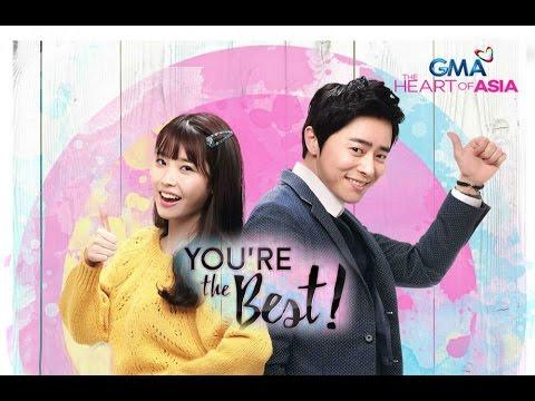 "You're The Best!❤ on GMA-7 Theme Song ""Kay Tagal"" - Mark Carpio- MV with lyrics"