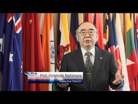 ERIA - Economic Research Institute For ASEAN And East Asia