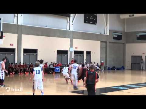 Jordan X. Williams C/O 2017 Central East Standout Athlete (fresno CA)  BasketballHighlights