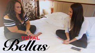 Will Nikki Bella Tell Nia Jax Who's Sliding Into Her DMs? | Total Bellas | E!