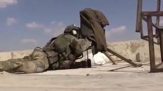 Русский Спецназ в Сирии.