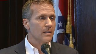 Missouri Gov. Eric Greitens resigns amid scandals