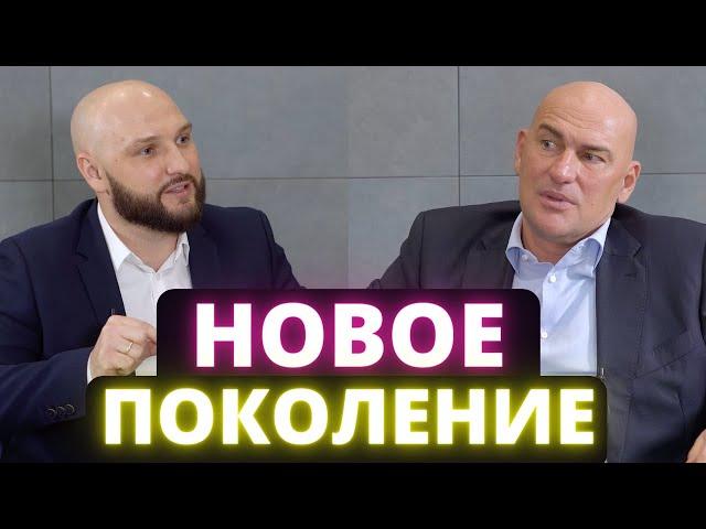 Радислав Гандапас. О новом поколении, развитии себя и лени