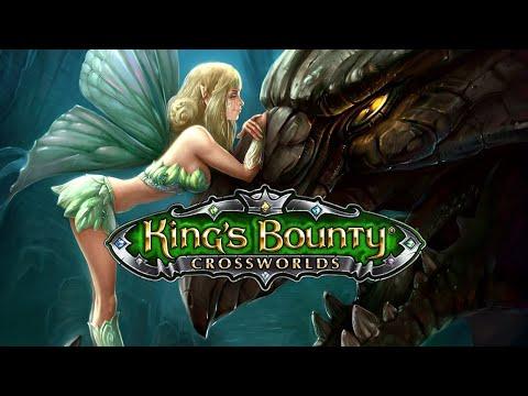 King's Bounty: Crossworlds C PimxiM - часть 1 (Маг/Невозможный/Без потерь/Эльфы+Нейтралы)