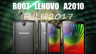 COMO ROOTEAR LENOVO A2010  eh instalar recovery