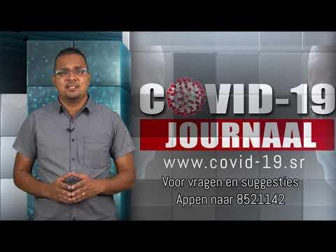 Het COVID 19 Journaal Aflevering 146 17  Februari