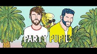 Party Pupils - Sax On The Beach (Lyric Video)