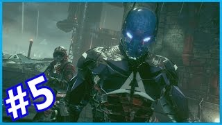 Batman - Arkham Knight - 5°: l