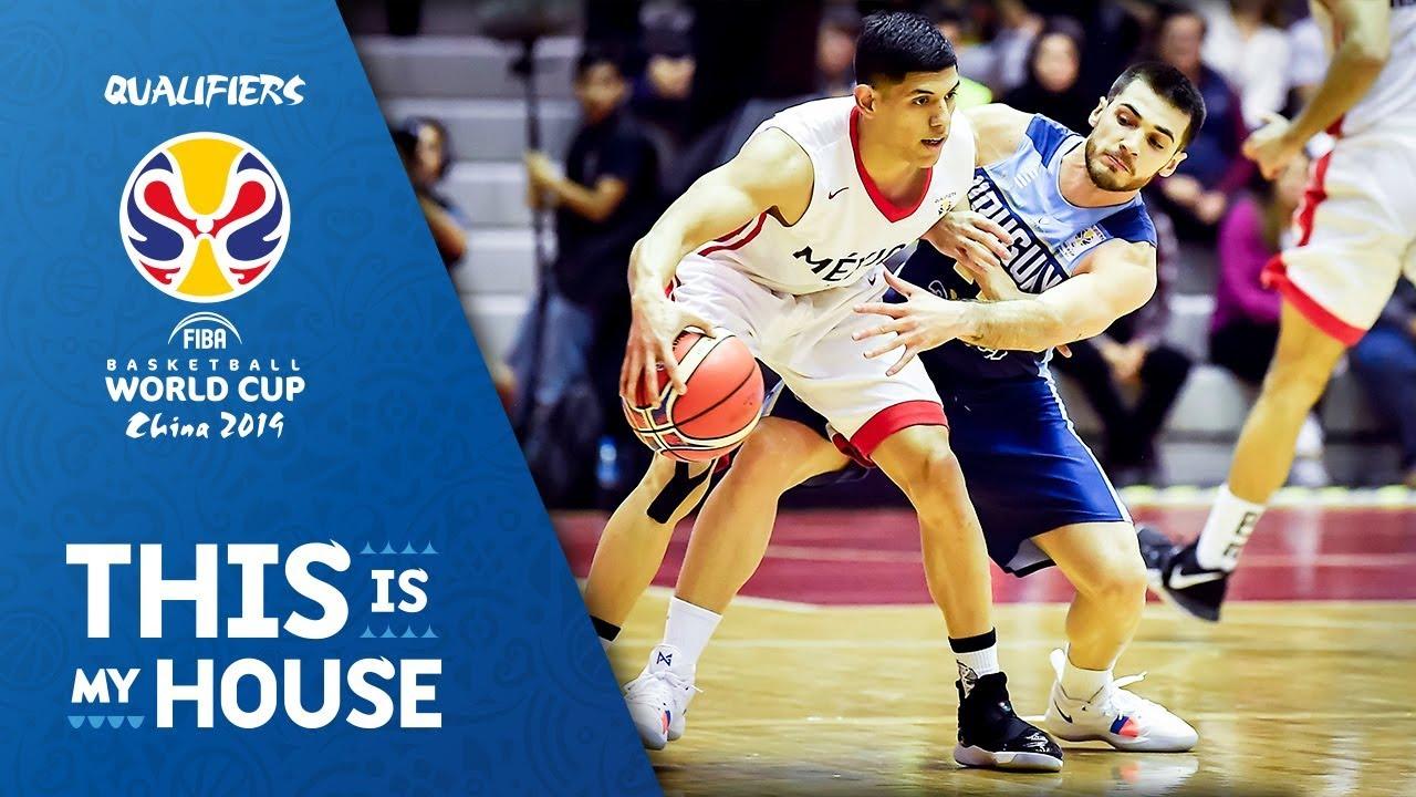 Mexico v Uruguay - Highlights - FIBA Basketball World Cup 2019
