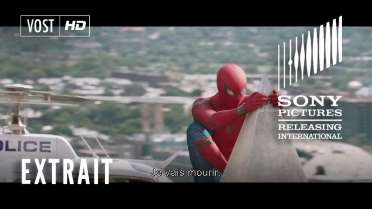 Spider-Man : Homecoming - Extrait - Washington Monument - VF