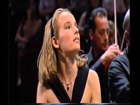 BARTOK PIANO CONCERTO NO. 3 HELENE GRIMAUD   PROMS 2003 'LIVE '