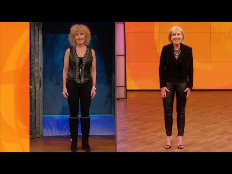 This Foxy Grandma's Makeover Reveal Made Rachael's Jaw Drop | Rachael Ray Show