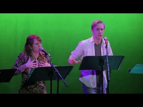 "Emily Walton & E. Kyle Sherman - ""Sneezing Song"" (duet version) by Will Aronson & Sarah Hammond"