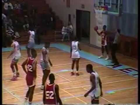 Wheaton At Einstein  - Feb 1990  Cable Game..