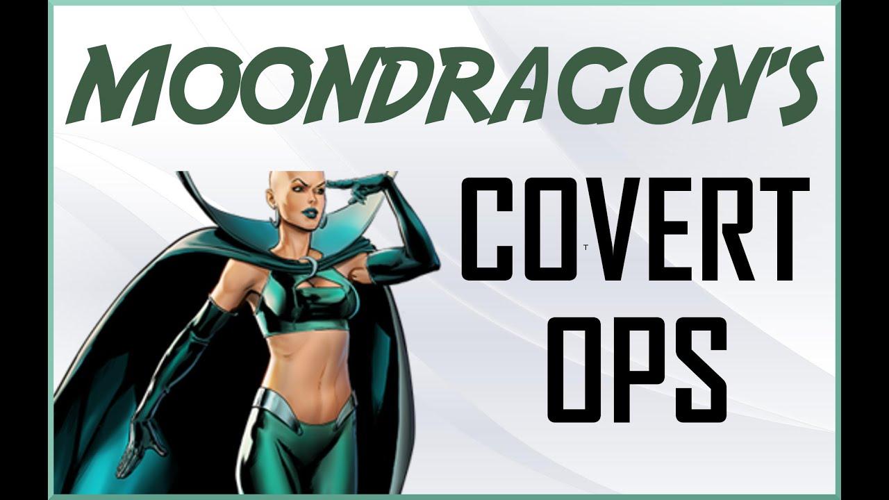 marvel avengers alliance moondragon covert ops youtube