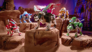 Voltron Legendary Lions Commercial - Kids Over-the-Top