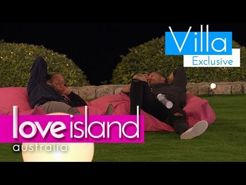 Jaxon and Dom compare their tastes in girls to chocolates | Love Island Australia 2018