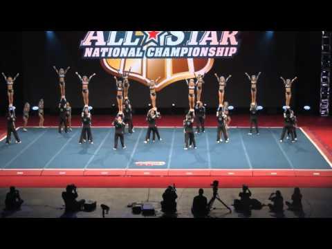 Cheer Athletics Cheetahs Lrg Coed Feb 21 2016 Day 2