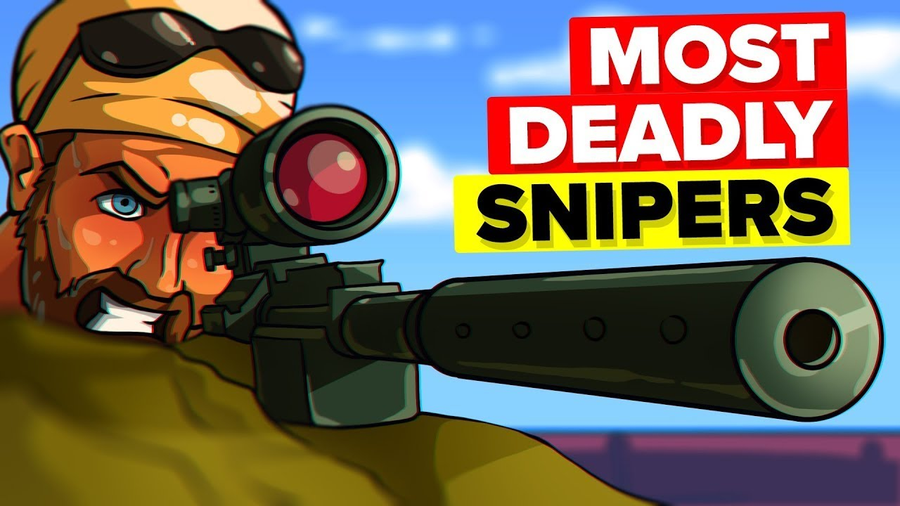 Top 10 Most Lethal Snipers in History