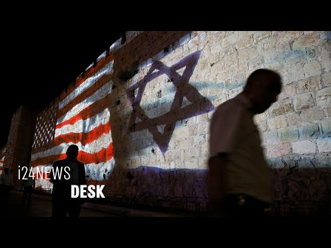 What&39;s Next After One-Year Anniversary of US Embassy Move?