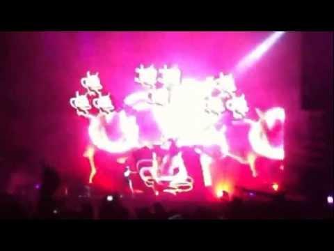 deadmau5  One Trick Pony  at Lollapalooza 2011