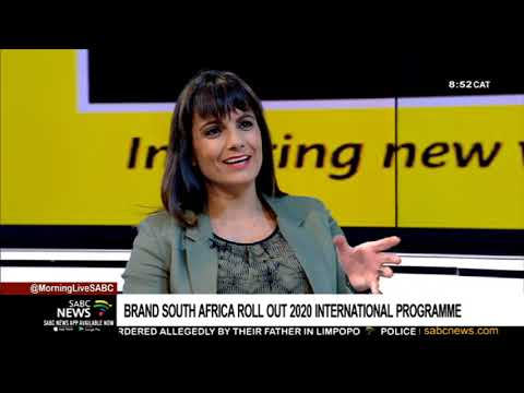 Brand South Africa rolls out 2020 international programme
