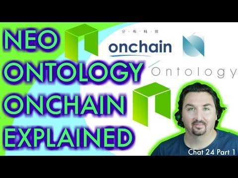 Neo Crypto News Onchain Ontology Trust Network  Part 1- Neo Let's talk the NEO connections