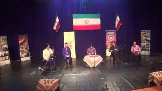 Концерт на група Алямту, Иран