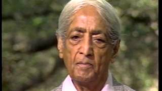 How do I deal with my deep-rooted emotion? | J. Krishnamurti