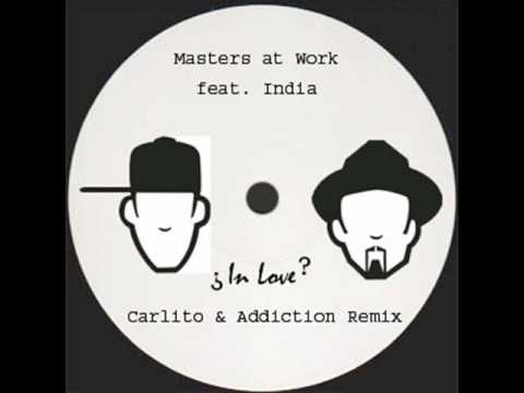 MAW feat. India - In Love (Carlito & Addiction Full Vocal Mix)