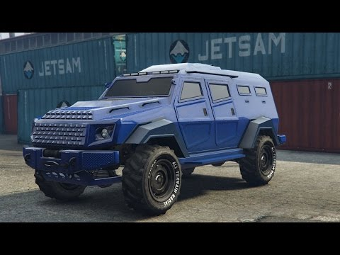 GTA 5 Heist DLC Bullet Proof Test  INSURGENT Gameplay GTA 5