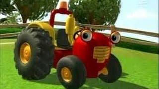 Kleine rode Tractor - Een verassing voor Fi