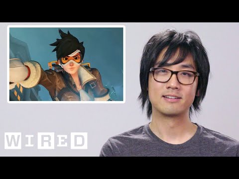 Every Overwatch Hero Explained by Blizzard's Michael Chu | WIRED